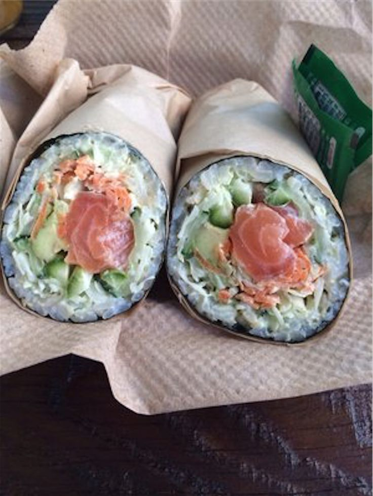Where to Get Your Sushi Burrito Fix in the Bay Area