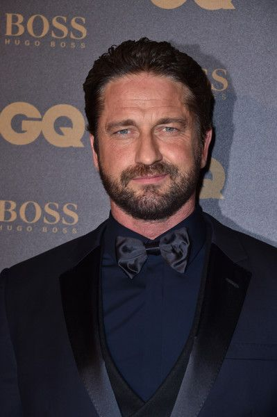 Gerard Butler Photos Photos - Actor Gerard Butler attends GQ Men Of The Year Awards at Musee d'Orsay on November 23, 2016 in Paris, France. - GQ Men Of The Year Awards 2016 : Photocall At Musee D'Orsay