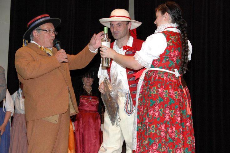 Le groupe folklorique pontévallois fête dimanche prochain son 90ème anniversaire.