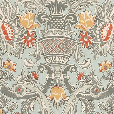 I LOVE this fabric!: Dining Rooms, Kitchens Curtains, Accent Pillows, Palomar Spa, Spa Fabrics, Colors Combinations, Upholstery Fabrics, Bedrooms Wall, Kitchens Sinks