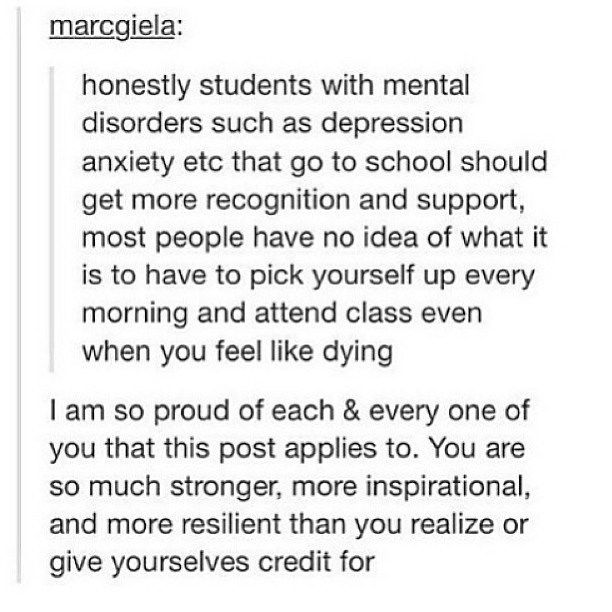 I need this and people need to understand this because it's honestly so hard and it feels impossible sometimes.