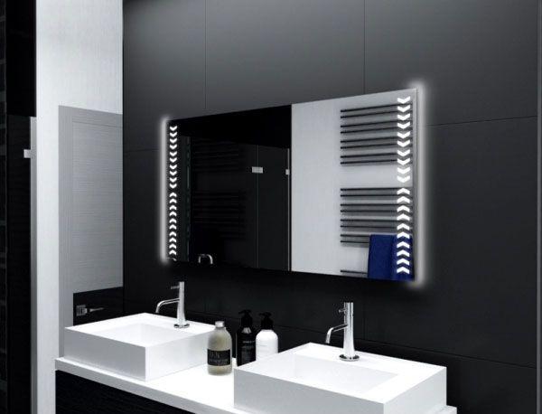 Badspiegel Mont Badspiegel Badezimmerspiegel Led Spiegel