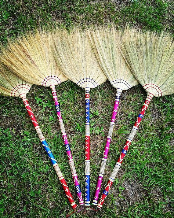 Broom Grass broom Soft broom Whisk broom Straw broom by SiamInter