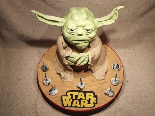 star-wars-yoda-cakeWars Parties, Stars Wars Cake, Stars Wars Birthday, Cake Ideas, Starwars Birthday, Starwars Cake, Yoda Cake, Birthday Cake, Cake Starwars