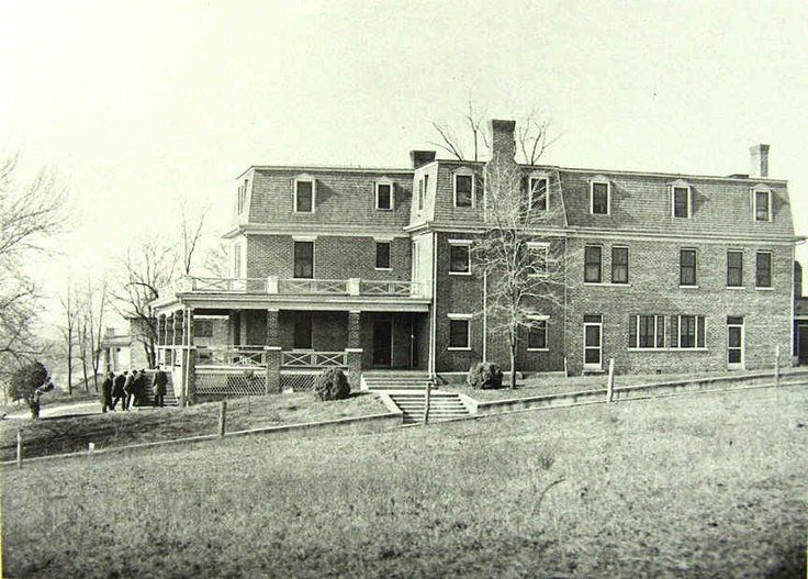 Kingsport Hospital Originally The John Lynn Home Ca 1925
