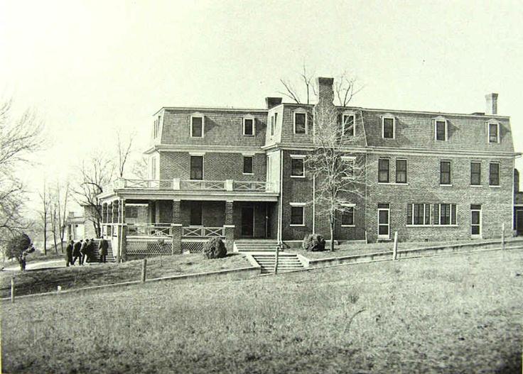 Kingsport Hospital (Originally the John Lynn Home) ca