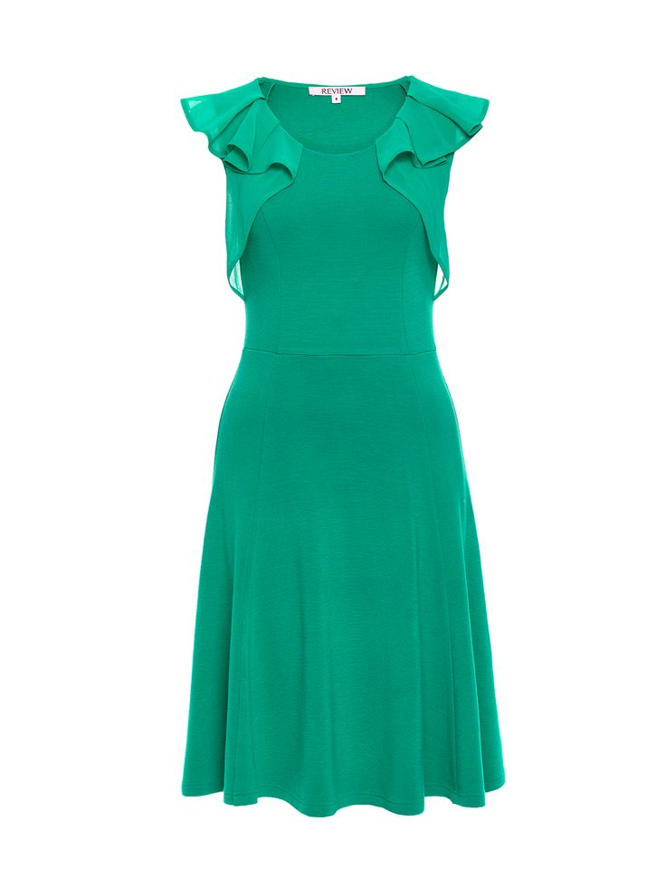 Rara Dress | Tropical Green | Dresses