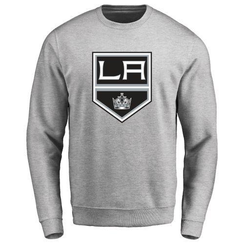 Men's Los Angeles Kings Design Your Own Crewneck Sweatshirt - $51.99