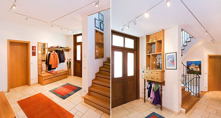 Garderobe Massivholz Landhaus Eiche Kinder