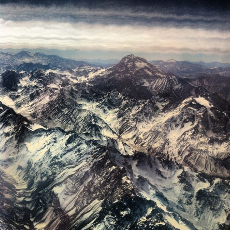 Interesting Facts About Argentina: Aconcagua - The highest peak in the Andes