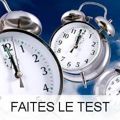 Quelle est la sévérité de votre insomnie? FAITES LE TEST | Psychomédia