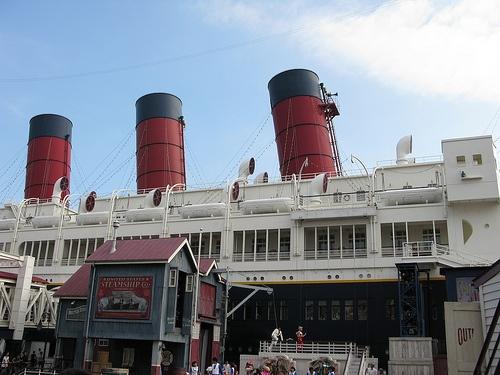 Tokyo Disney Sea, via Flickr.