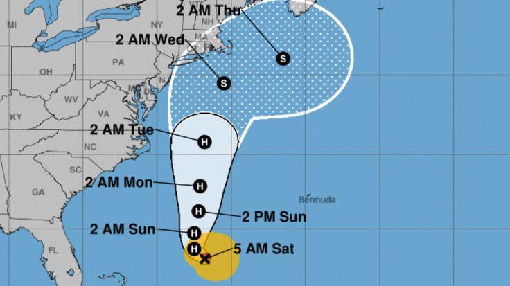 NWS: Low chance Hurricane Jose will bring heavy wind, rain to LI