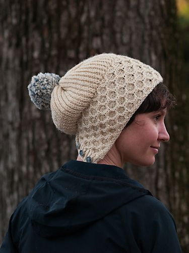 Kulshan Hat By Sarah Pope - Free Knitted Pattern - (ravelry)