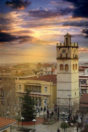 https://flic.kr/p/63Dhf3 |  Δυτική Μακεδονία - Κοζάνη - Δήμος Κοζάνης Κεντρική πλατεία Κοζάνης - Καμπαναριό και Δημαρχείο