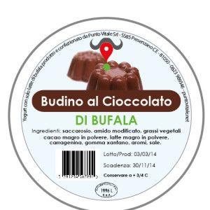 Dessert di bufala, gusto Budino al Cioccolato: http://www.puntovitale.net/shop/dessert-di-latte-di-bufala/budino-al-cioccolato