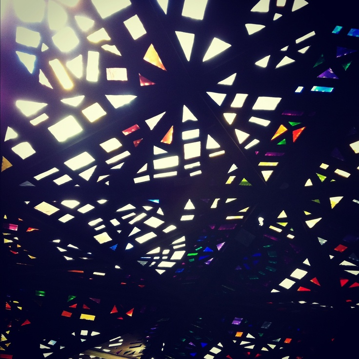 ceiling, The National Gallery of Victoria (NGV). Photo by Danling Xiao, The Flying Room.