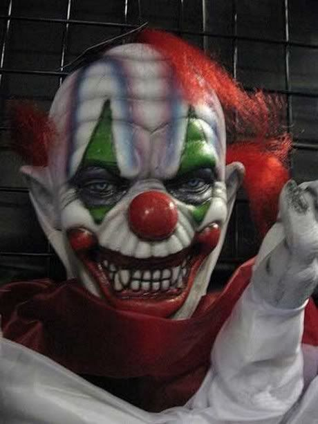 Evil Clown Images, Graphics, Comments and Pictures - Myspace ...