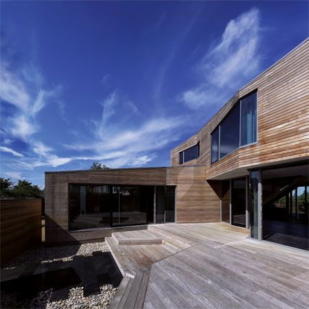 The Salt House by Alison Brooks Architects
