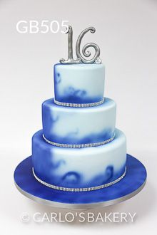 434 best images about 16 Birthday Cakes on Pinterest ...