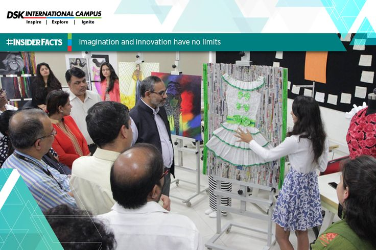 #InsiderFacts At DSKIC, students are encouraged to learn beyond curriculum and explore #ideas outside the classroom. An #innovation that stems from a #unique perspective is not only appreciated but also celebrated. #DSKIC #Pune