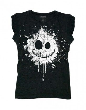 Devious - Women's Black Tee