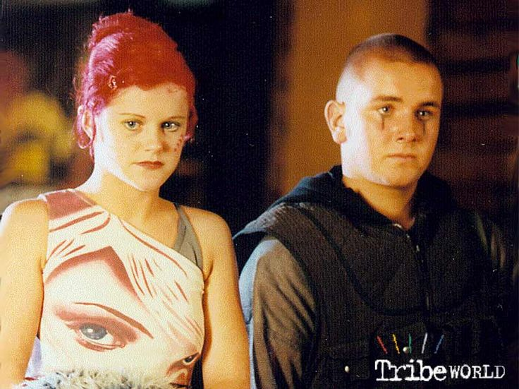 The Tribe -Salene and Ryan<3