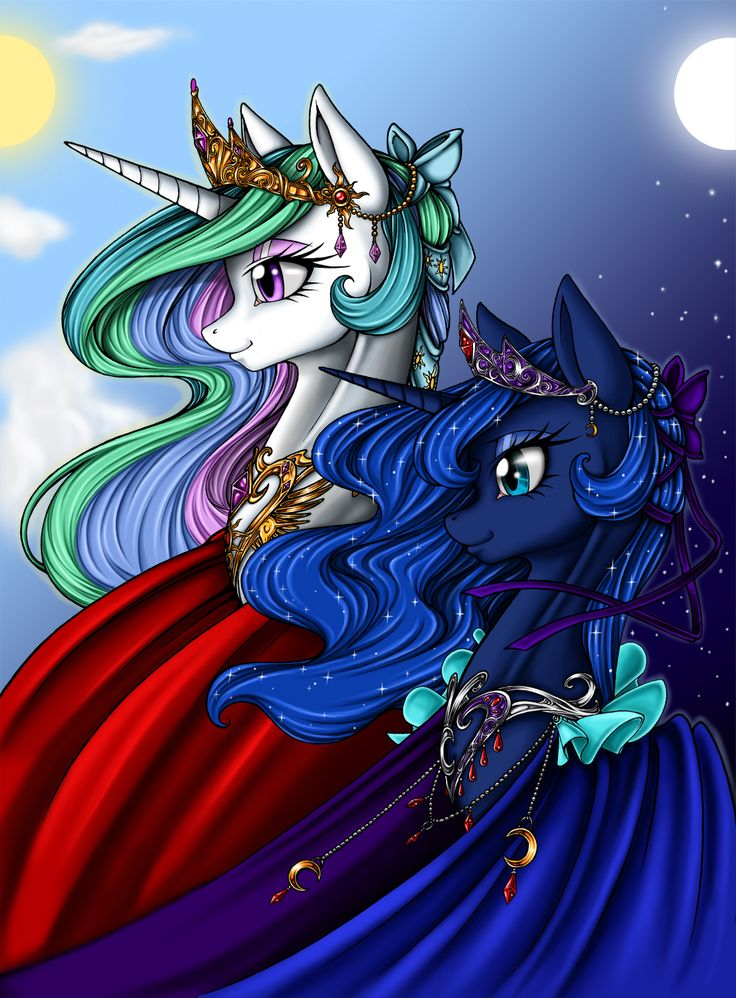 Together We Rule by Longinius-II.deviantart.com on @deviantART