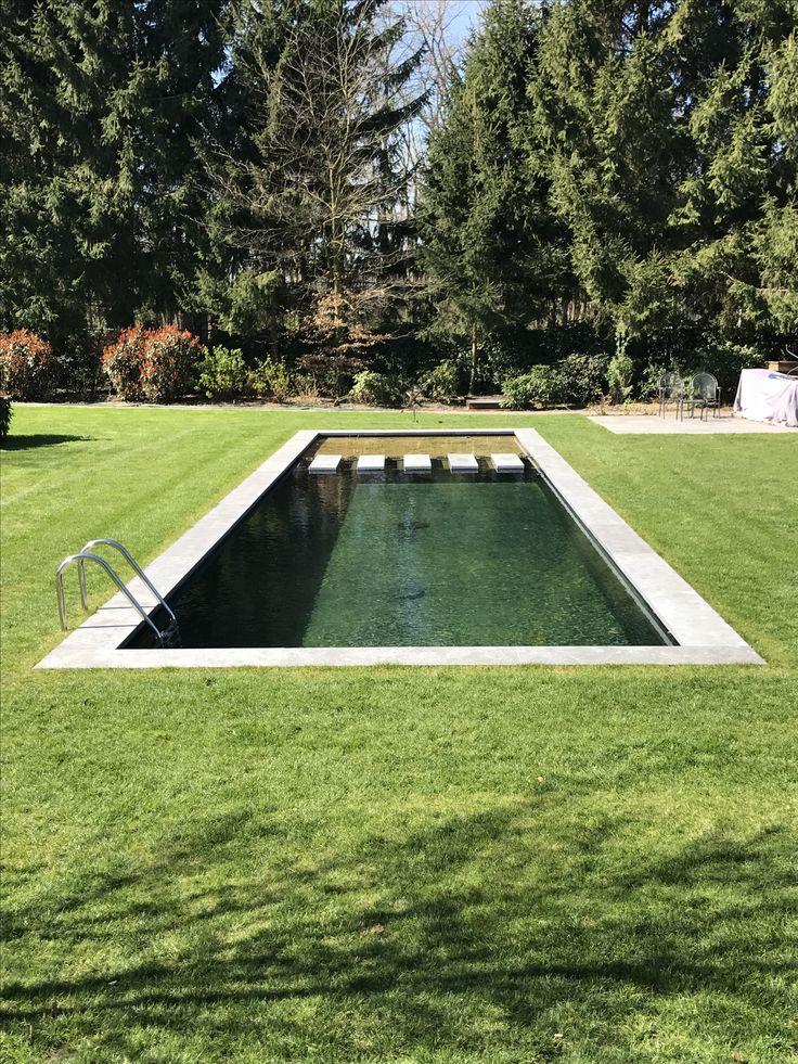 17 beste idee n over zwembad vijver op pinterest natuurlijke zwembaden natuur zwembaden en for Modern zwembad
