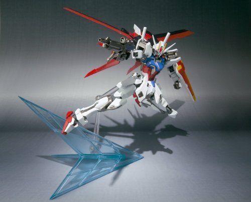 FROM JAPAN Robot Spirits Mobile Suit Gundam SEED Aile Strike Gundam Action ...