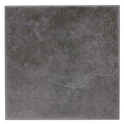 Cuba Floor Tiles - Dark Grey - 330 x 330mm - 9 Pack