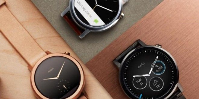 Moto 360 Sport Android Wear Smartwatch Launch in India at Rs. 19,999