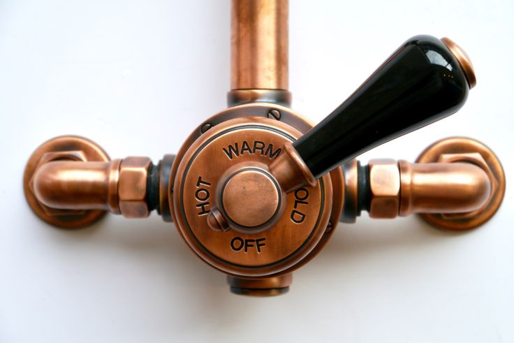 Classic London Exposed Shower Valve Set | Chadder & Co.