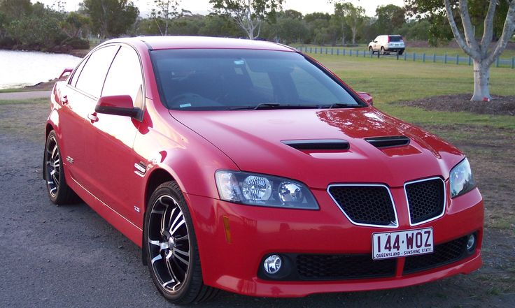 2007 VE SS Commodore
