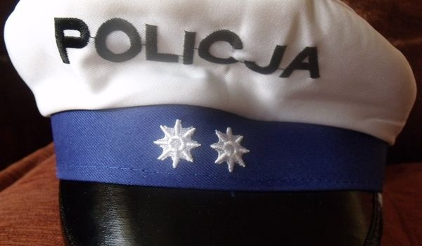 Strój policjanta roz.104 (3-4lata) http://dzieciociuszek.pl/products/34584