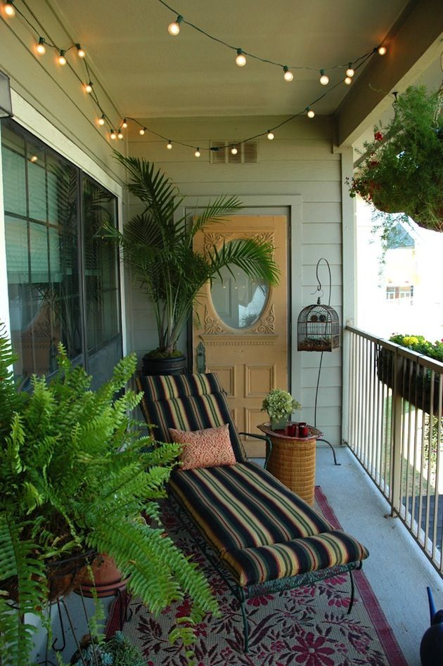 33 Apartment Balcony Garden Ideas That You Will Love