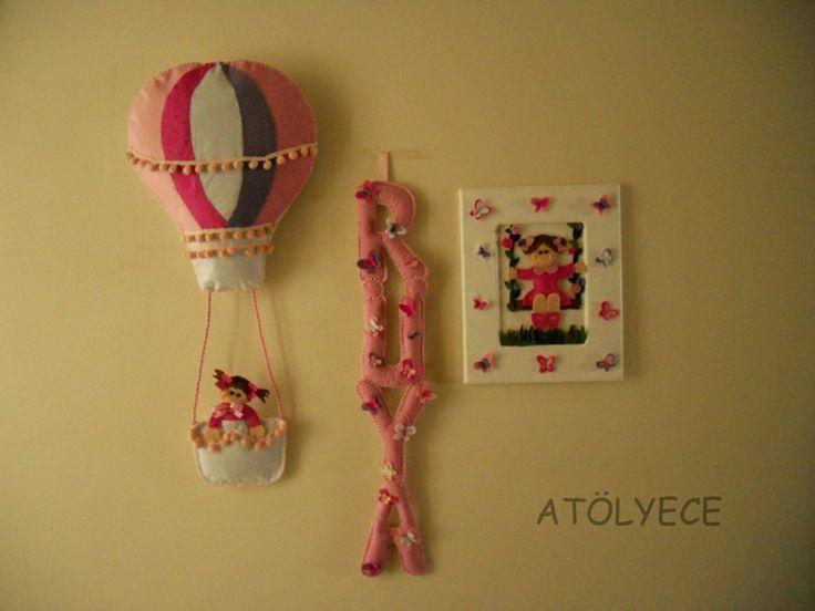 bebek odası için kişiye özel tasarım....