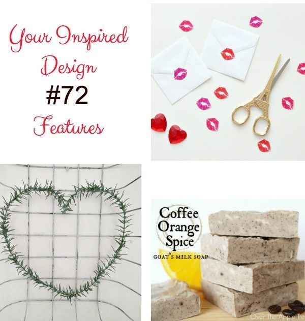 Your Inspired Design Link Party #72