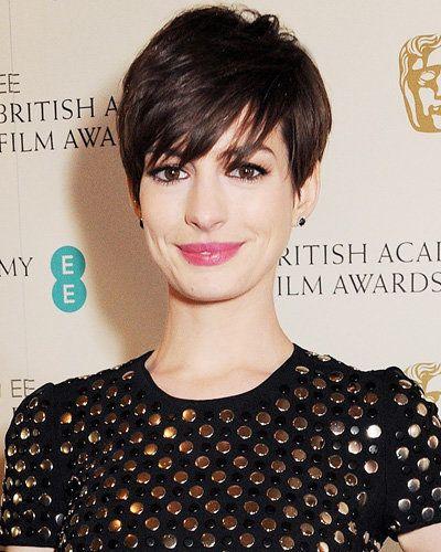 Best Bangs - Anne Hathaway