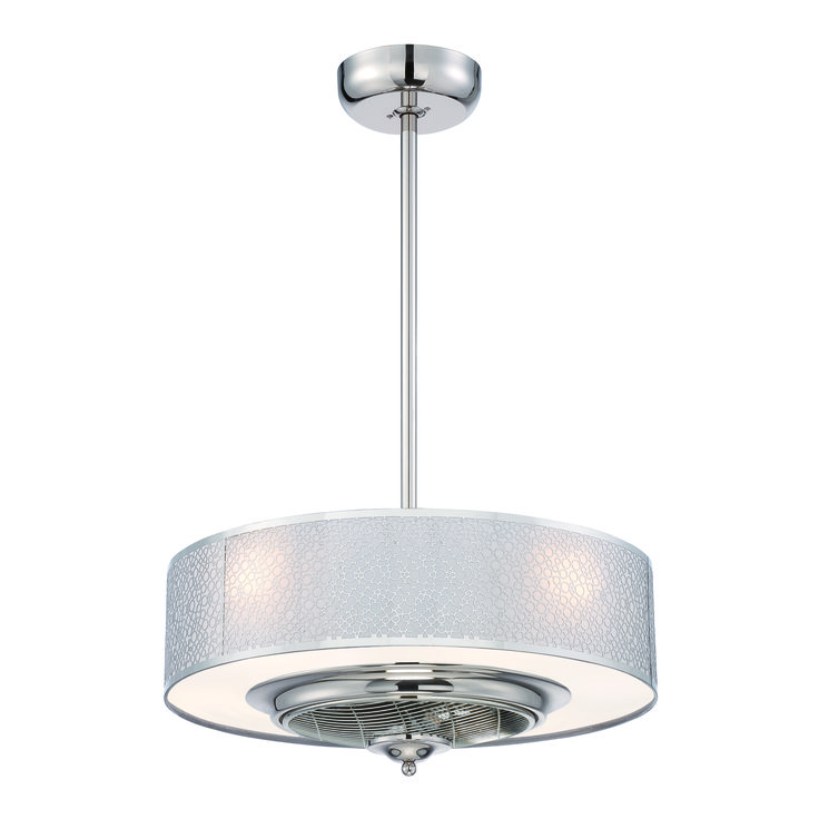 32 Best Images About Ceiling Fans On Pinterest Indoor Led Light Kits And Polished Nickel