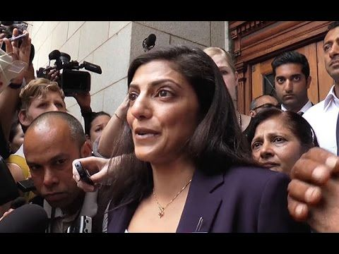 Anni Dewani's family sad heartfelt reaction to the Judges verdict, they as a family felt cheated on, devastated and let down.
