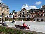 Market Square, Galashiels
