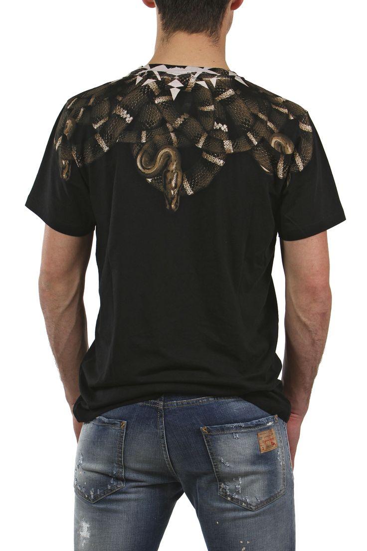 Marcelo Burlon Serpenti Men 39 S T Shirts Undershirts And