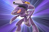 Another new pokemon.....Gensect!