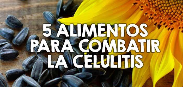 5 alimentos para combatir la celulitis  http://nutricionysaludyg.com/dietas-saludables/celulitis-alimentos-para-combatir/