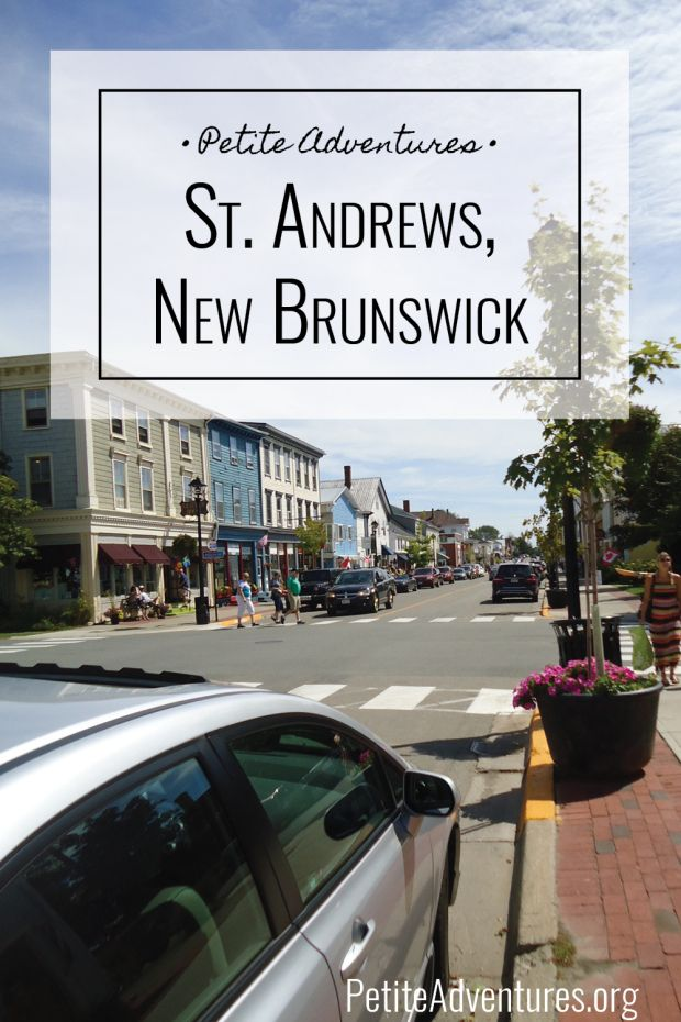 Living the Maritime Life in St. Andrews-by-the-Sea, New Brunswick, Canada [PetiteAdventures.org]  Travel | Wanderlust