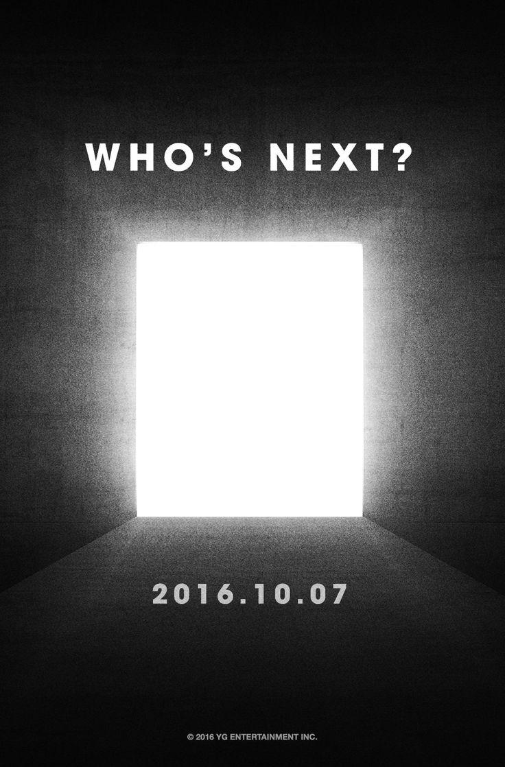[WHO'S NEXT?] originally posted by http://yg-life.com