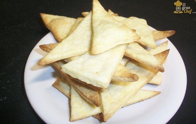 Galletitas de queso caseras