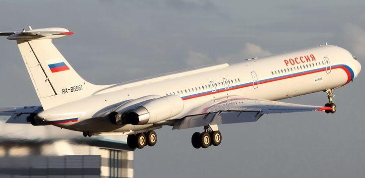 Ilyushin Il-62 Russian Federation