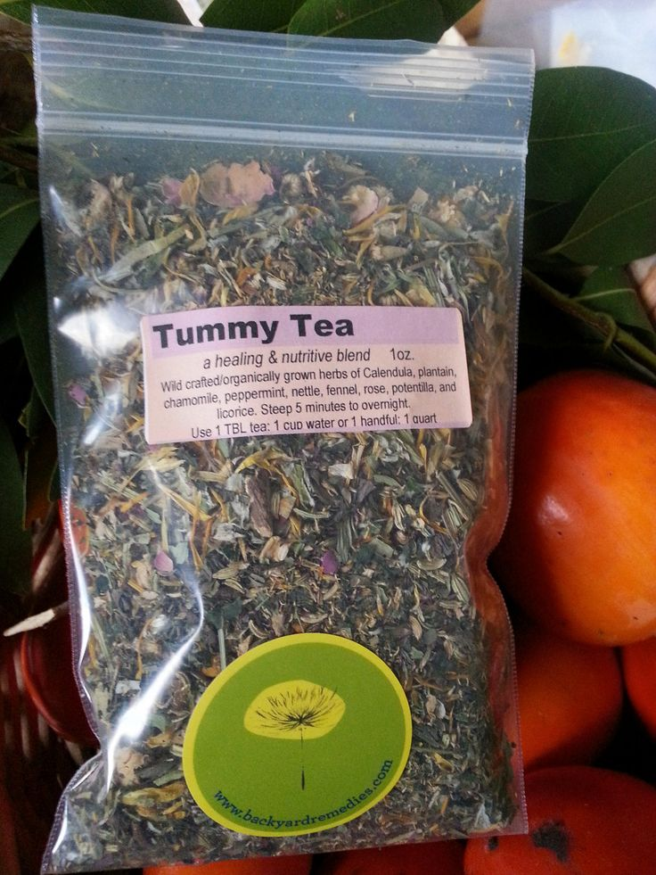 Tummy Tea, digestive aid for leaky gut and GI imflammation. $7.99, via Etsy.